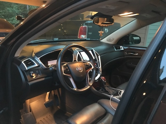 Picture of 2013 Cadillac SRX Luxury, interior, gallery_worthy