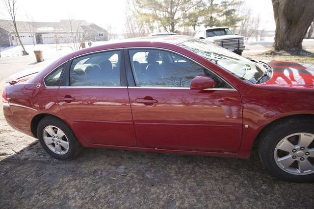 Picture of 2008 Chevrolet Impala LT