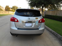 Foto de un 2012 Nissan Rogue SV with SL, exterior, gallery_worthy