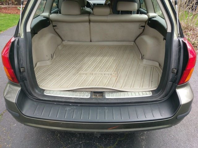 Picture Of 2007 Subaru Outback 3.0 R L.L. Bean Edition, Interior,  Gallery_worthy