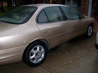 Picture of 2000 Oldsmobile Intrigue 4 Dr GL Sedan, exterior, gallery_worthy