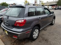 2005 Mitsubishi Outlander Overview