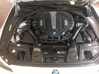 Picture of 2014 BMW 5 Series 550i xDrive, engine, gallery_worthy