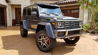 Picture of 2017 Mercedes-Benz G-Class G 550, exterior, gallery_worthy