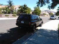 Picture of 1997 Nissan Pathfinder 4 Dr XE SUV, exterior, gallery_worthy