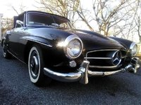 Picture of 1961 Mercedes-Benz SL-Class 300SL, exterior, gallery_worthy