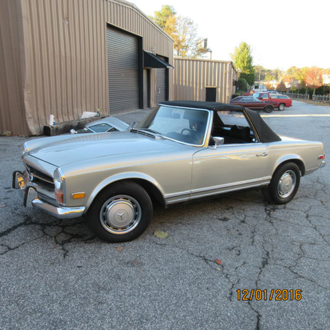 Picture of 1970 Mercedes-Benz SL-Class 280SL
