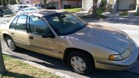 Picture of 1993 Chevrolet Lumina 4 Dr Euro Sedan, exterior, gallery_worthy