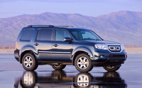 Picture of 2011 Honda Pilot EX-L w/ Nav 4WD, exterior, gallery_worthy