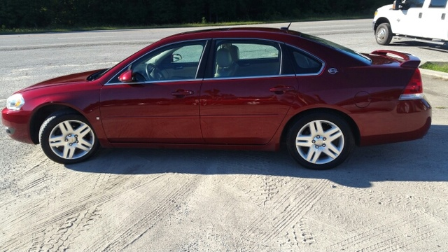 Picture of 2008 Chevrolet Impala 2LT FWD