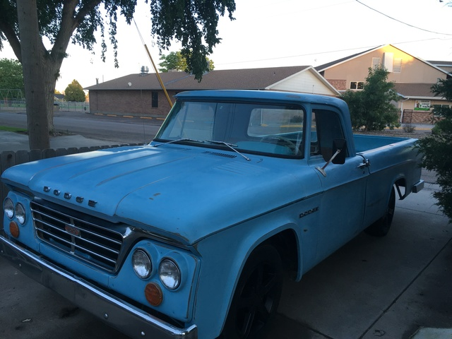 Picture of 1963 Dodge D-Series