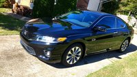 Picture of 2015 Honda Accord Coupe EX-L w/ Nav, exterior, gallery_worthy