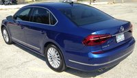 Picture of 2017 Volkswagen Passat 1.8T SE with Technology Pkg, exterior, gallery_worthy