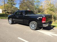 Picture of 2012 GMC Sierra 1500 SLT Ext. Cab 4WD, exterior, gallery_worthy