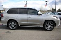 2017 Lexus LX 570 Picture Gallery