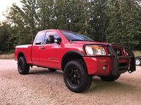 Picture of 2011 Nissan Titan PRO-4X King Cab 4WD, exterior, gallery_worthy