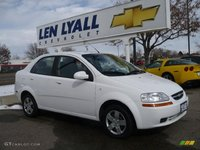 Picture of 2006 Chevrolet Aveo LT Sedan FWD, exterior, gallery_worthy
