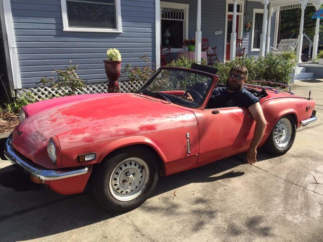 Picture of 1976 Triumph Spitfire