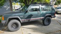 Picture of 1993 Jeep Cherokee 2 Dr Sport 4WD SUV, exterior, gallery_worthy