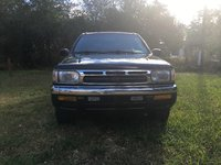 Picture of 1996 Nissan Pathfinder 4 Dr LE SUV, exterior, gallery_worthy