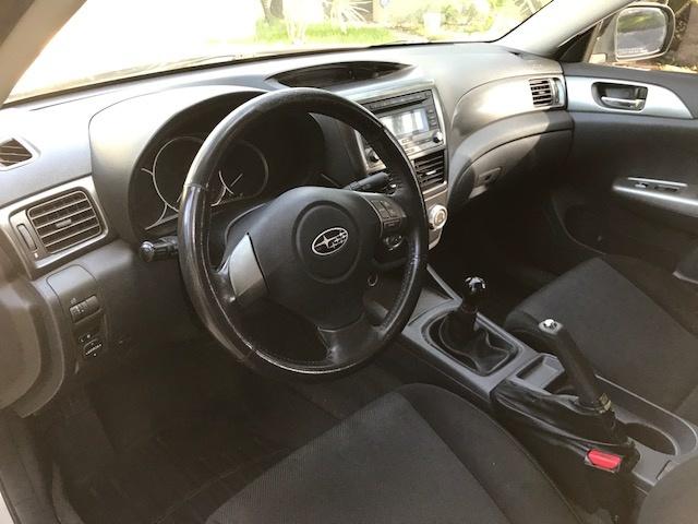 2008 Subaru Impreza Wrx Interior Pictures Cargurus