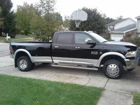 Picture of 2014 Ram 3500 Laramie Longhorn Crew Cab 8 ft. Bed 4WD, exterior, gallery_worthy