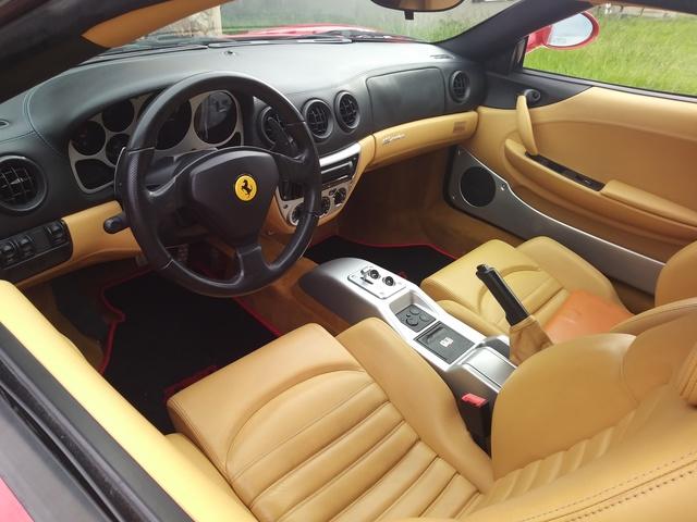 2004 Ferrari 360 - Interior Pictures - CarGurus