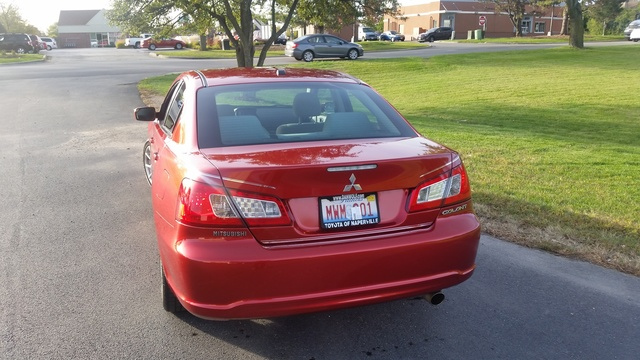 Picture of 2011 Mitsubishi Galant SE