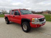 Picture of 2001 GMC Sierra 2500HD 4 Dr SLE Crew Cab LB HD, exterior, gallery_worthy