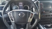 Picture of 2017 Nissan Titan XD PRO-4X Crew Cab 4WD, interior, gallery_worthy