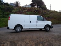 Picture of 2009 Chevrolet Express Cargo 2500 RWD, exterior, gallery_worthy