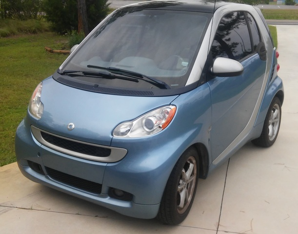 Picture of 2011 smart fortwo pure