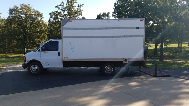 Picture of 1998 Chevrolet Chevy Van G2500 RWD