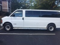 Picture of 2002 Chevrolet Express 3500 RWD, exterior, gallery_worthy