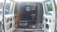 Picture of 2003 Ford E-Series Cargo E-250, interior, gallery_worthy