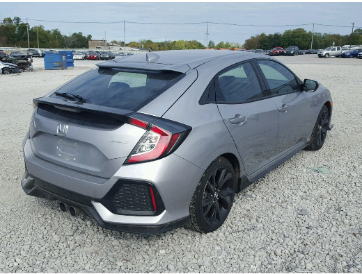 2017 honda civic hatchback pictures cargurus for 2017 honda civic hatchback invoice
