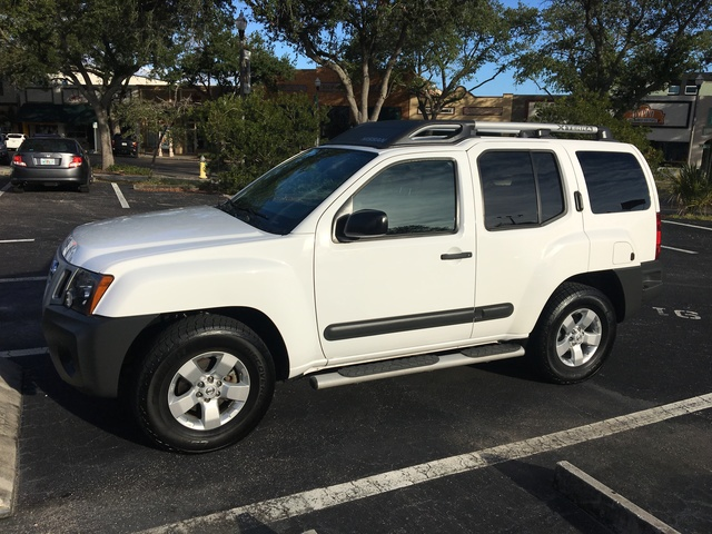 Picture of 2011 Nissan Xterra X
