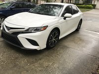 Picture of 2018 Toyota Camry SE, exterior, gallery_worthy