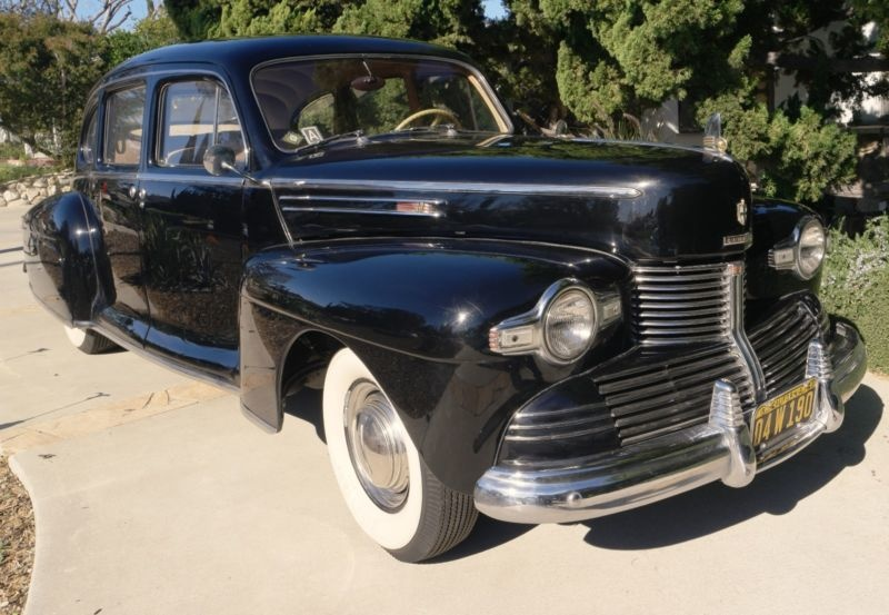 1942 Lincoln Zephyr Overview Cargurus
