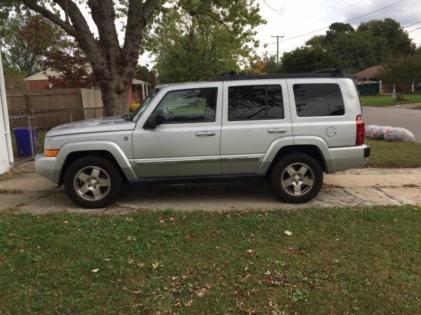 Picture of 2010 Jeep Commander Limited 4WD