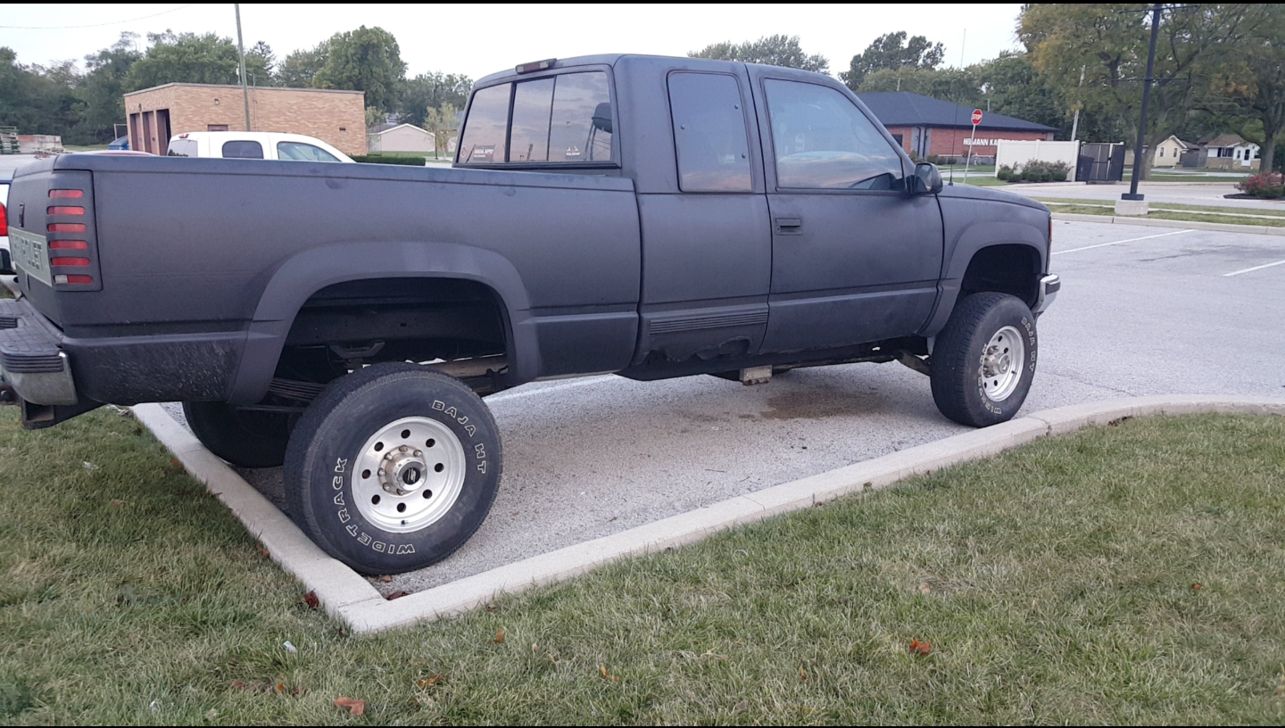All Chevy 97 chevy 2500 : 1997 Chevrolet C/K 2500 - Overview - CarGurus