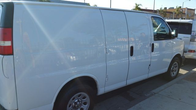 Picture of 2012 Chevrolet Express Cargo 1500 RWD