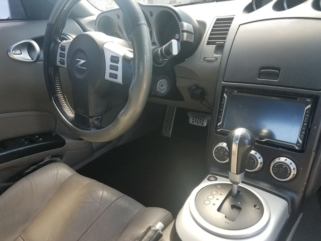 Picture Of 2006 Nissan 350Z Enthusiast Roadster, Interior, Gallery_worthy Nice Design