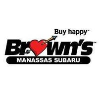 Brown's Manassas Subaru logo