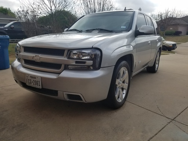 Picture of 2008 Chevrolet TrailBlazer SS1