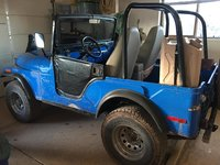 1972 Jeep CJ-5 Overview