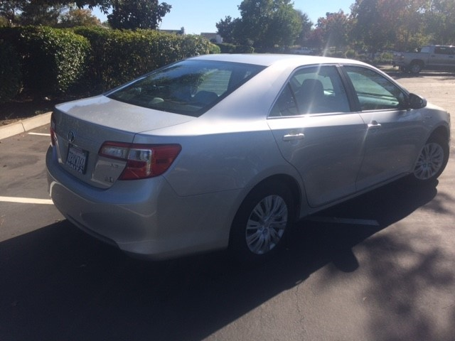 Picture of 2014 Toyota Camry Hybrid LE FWD