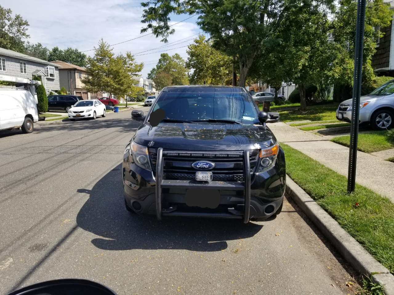 Picture Of  Ford Explorer Police Interceptor Wd Exterior Gallery_worthy