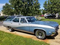 1968 Buick Sport Wagon Overview