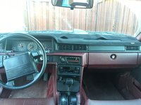 Picture of 1990 Volvo 740 GL Wagon, interior, gallery_worthy